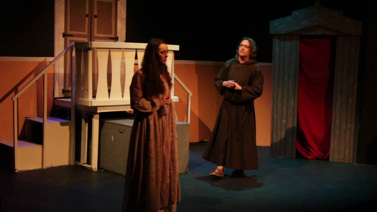 Romeo And Juliet Act 4 Scene 1 Friar Laurence S Cell