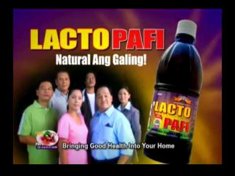 Lacto Pafi - Natural Ang Galing!