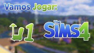 The Sims 4 Gameplay - Modo Simulação - EP.1
