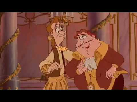Lumiere And Cogsworth As The Wright Bros
