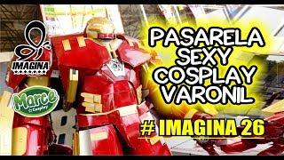 Game | Pasarela COMPLETO Sexy Cosplay IMAGINA 26 2017 | Pasarela COMPLETO Sexy Cosplay IMAGINA 26 2017
