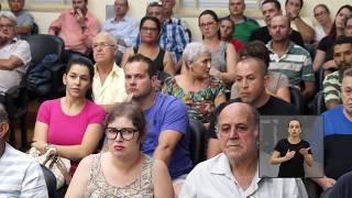 Jornal Acontece - Audência Pública IPTU