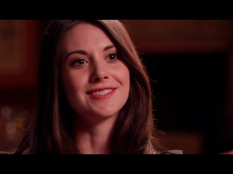 Mad Men's Alison Brie is Awesome - Speakeasy - YouTube