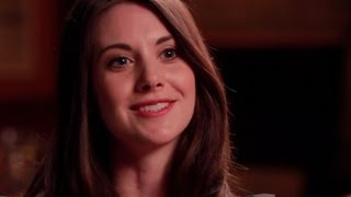 Mad Men's Alison Brie is Awesome - Speakeasy