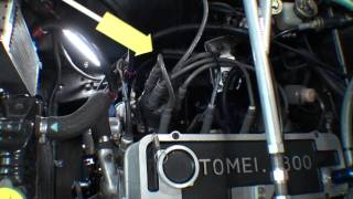 ヒロタ東名サニー 84号車のa12エンジン説明 前編
