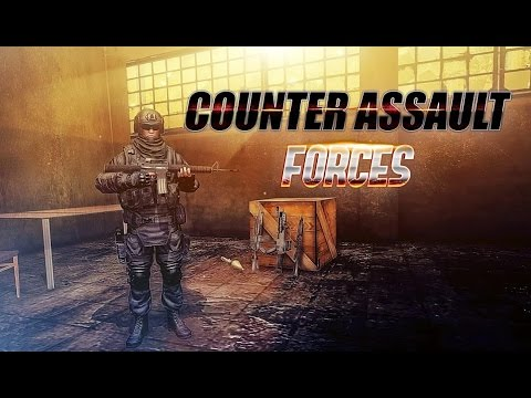 Counter Assault Forces - Android Gameplay HD