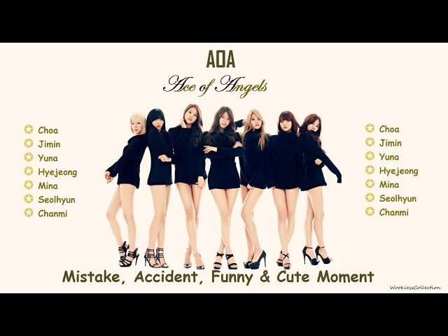 PART 134: Kpop Mistake & Accident [AOA only.]
