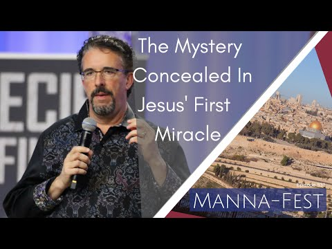 The Mystery Concealed In Jesus