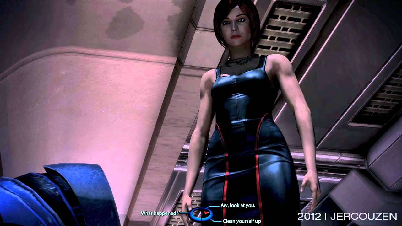 Mass Effect 3 Hook Up With Ashley