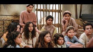 A historià de JESUS para as crianças (FILME GOSPEL) em portugues