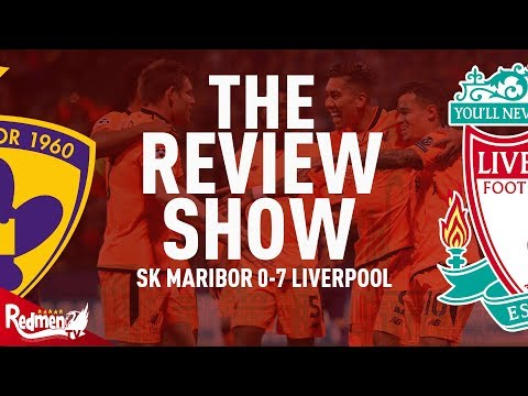 Maribor 0-7 Liverpool | The Review Show LIVE