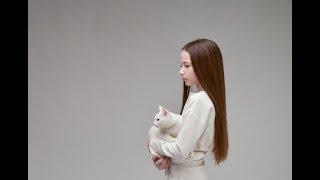 Любовь Саруханова - Белая кошка