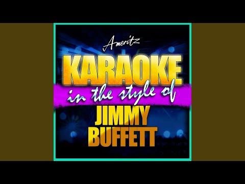 Pencil Thin Mustache (In the Style of Jimmy Buffett) (Karaoke Version)