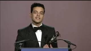 Rami Malek BPA Acceptance Speech