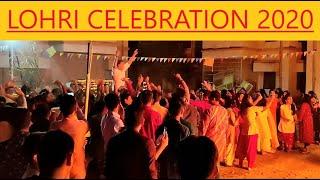 IHM AHMEDABAD EVENTS: LOHRI (PUNJABI FESTIVAL)