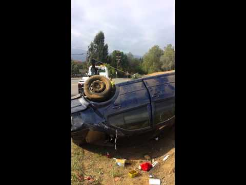 Accident rollover recovery