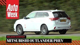 Mitsubishi Outlander Phev - Autoweek Welkom Duurtest