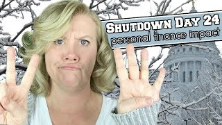 Personal Finance: Government Shutdown Is Changing My Opinions