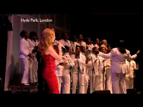 Kylie Minogue  Wow  from Hyde Park at Proms in the Park  wwwkylielineorg