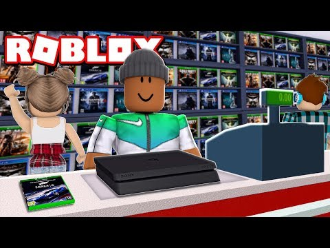 MAKING MY OWN $1,000,000 GAME STORE In Roblox!
