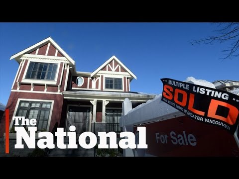 Housing prices skyrocketing in Toronto