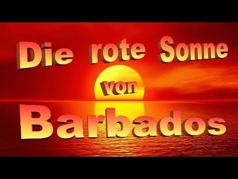 Rote Sonne Von Barbados