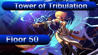 Video Kritika The white knights / Mystic Wolf Floor 50 \ Tower Of Tribulation download MP3, 3GP, MP4, WEBM, AVI, FLV Mei 2018