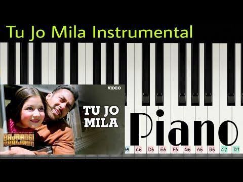 Tu jo mila piano || Cover By Ranjitsinh