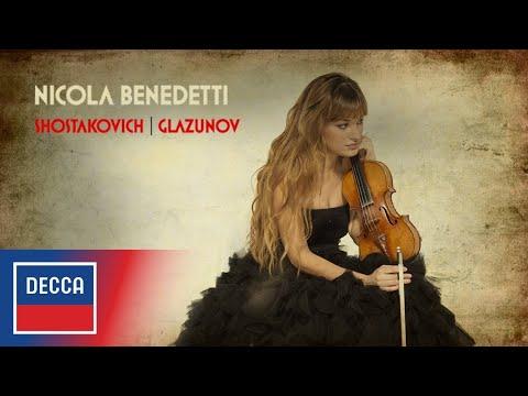 Nicola Benedetti - Shostakovich Violin Concerto IV. Burlesque (excerpt)