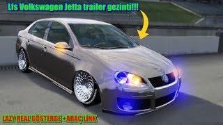 LFS Volkswagen Jetta Gezinti Trailer (matkaps)!!!!+araç link