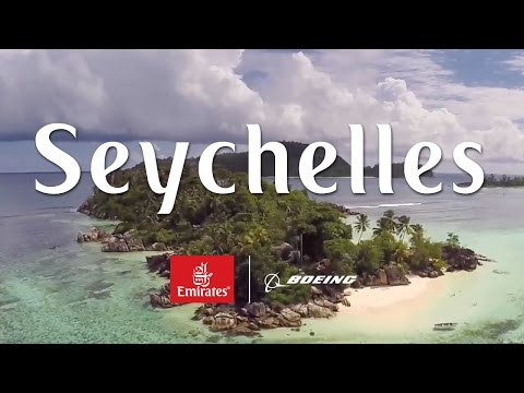 View from Above- Seychelles