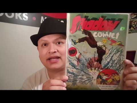 SUNDAY CONVERSATION #3 JULY 23rd 2017, Who is Bill Finger and Golden Age Pickups