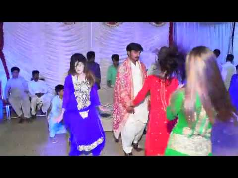 Malik azhar channar weeding danc function 3 part 3