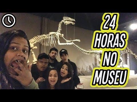 24 HORAS NO MUSEU !!!