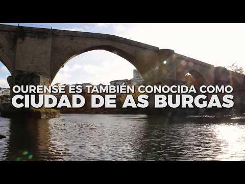 Ourense: Ciudad de As Burgas