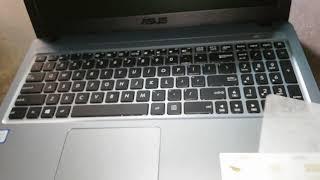 Unboxing my new laptop asus x540u . Asus vivobook //#Rjvlogs&tech.