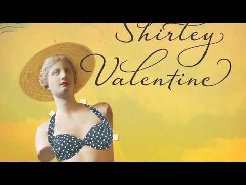 Theatre Calgary Previews SHIRLEY VALENTINE YouTube
