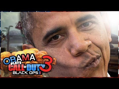 "Obama Plays Call of Duty BO2! | 3 ""Mr. Fantastic"""