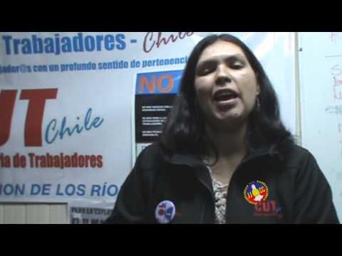 barbara figueroa presidenta central unitaria de trabajadores