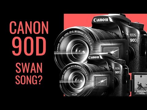 Will the Canon 90D be Canon's SWAN SONG?