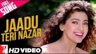 jaadu-teri-nazar-khushboo-tera-badan-by-udit-narayan-covered-by-sunil-nivalkar-film-darr