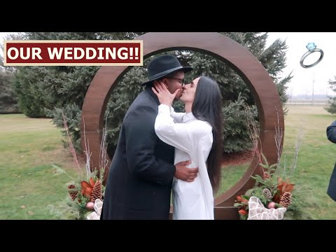 THE WEDDING VLOG!!! | THE UGLY AESTHETICS