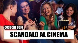 SCANDALO AL CINEMA