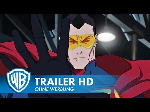 REIGN OF THE SUPERMEN - Trailer #1 Deutsch HD German (2019)