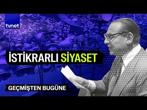 Türkiye'nin Hükümetler Tarihi - Geçmişten Bugüne