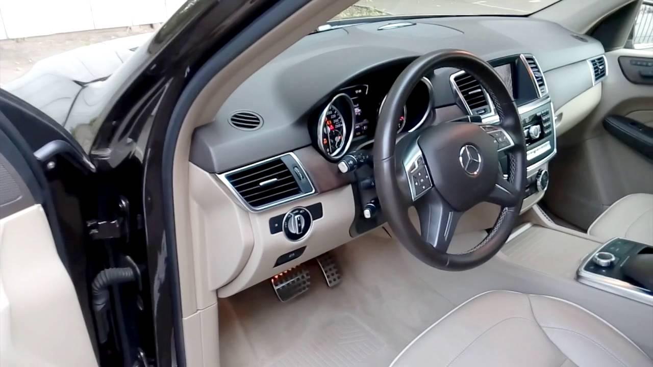 Купить Mercedes-Benz M-класса 2012 года (W166) белый дизель 350 .