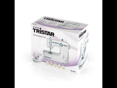 máquina-de-coser-10-patrones-|-tristar-sm6000-en-topbarato.com