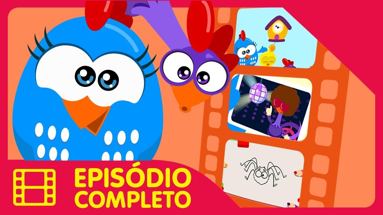 Galinha Pintadinha Mini - Episódio 29 Completo - 12 min