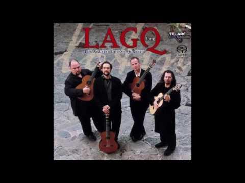 Los Angeles Guitar Quartet - LAGQ Latin (Full Album)
