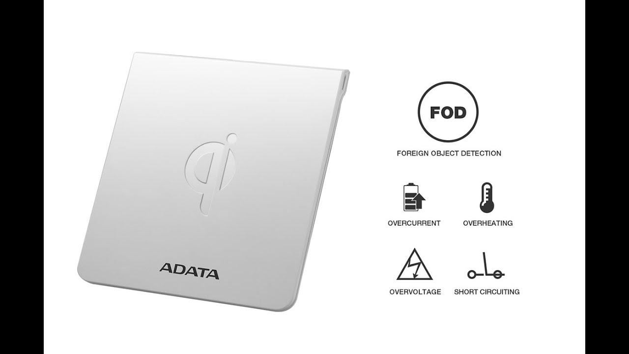 Adata Wireless Charging Pad CW0050 ভালো ব্র্যান্ড, বেস্ট কোয়ালিটি, গুড প্রাইস ,পয়সা উসুল#ParvezVault